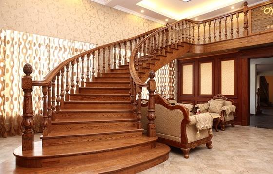 仿古楼梯-中欧式装修-承德隆丰古艺木雕产品分类