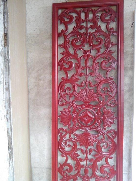 欧式花格-中欧式装修-承德隆丰古艺木雕产品分类